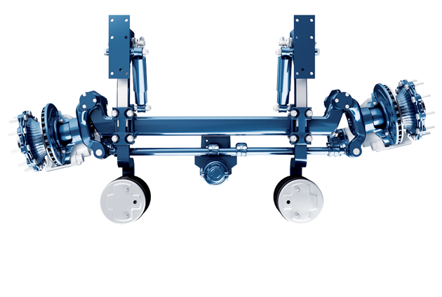 All you need to know about Steerable Axles for Trailers