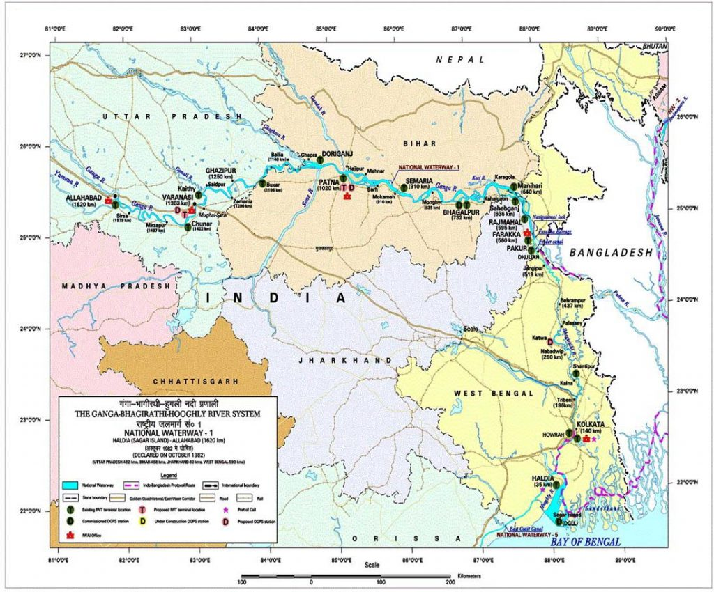 Inland Waterways in Development