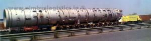 Hydraulc Axles + MAN Puller. From Tarapur, Palghar, Maharashtra to Chennai, Tamil Nadu.