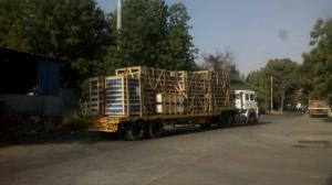ABB Baroda Transformer Accessory Transport. From Baroda to Chakradharpur, Jharkhand.